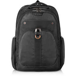 EVERKI ATLAS TRAVEL FRIENDLY LAPTOP BACKPACK 13 Inch to 17.3 Inch compartment Bl