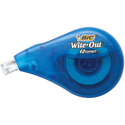 BIC WITE OUT CORRECTION TAPE 4.2mm X 12m Tape